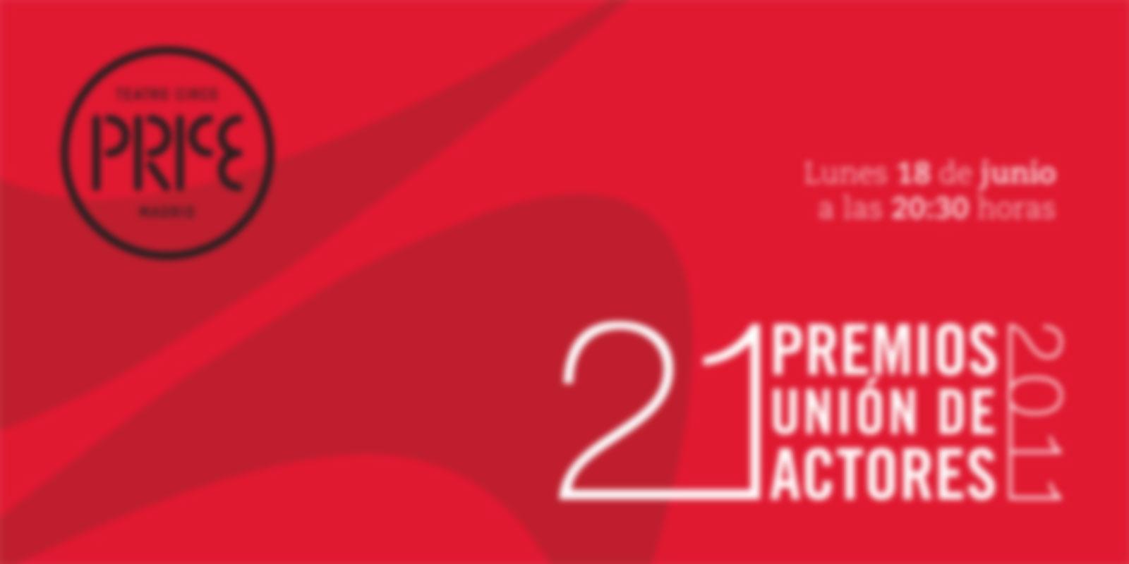 21 Premios Unión de Actores y Actrices