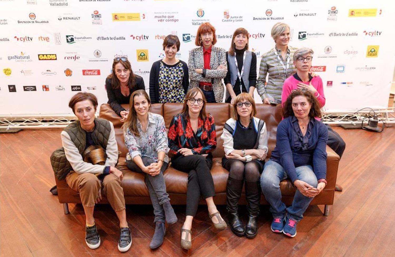 Entrevista sobre igualdad en el cine